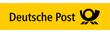 Versand mit deutscher Post